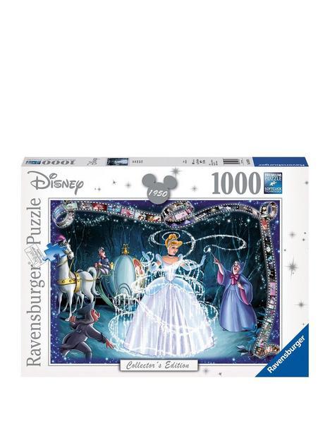 ravensburger-disney-collectors-edition-cinderella-1000-piece-jigsaw-puzzle