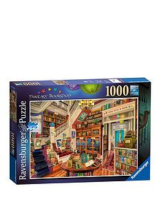 ravensburger-the-fantasy-bookshop-1000-piece-puzzle