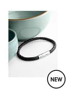 treat-republic-personalised-mens-capsule-tube-woven-bracelet-in-black
