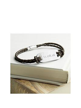 treat-republic-personalised-mens-statement-leather-bracelet-in-brown