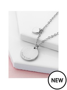 treat-republic-personalised-heart-and-disc-family-necklace