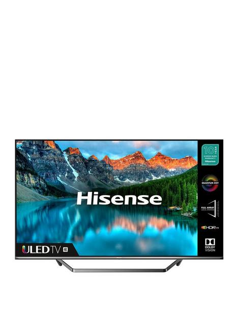 hisense-h55u7qftuk-55-inch-4k-ultra-hd-hdr-freeview-play-smart-tv