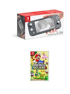 nintendo-switch-lite-console-with-new-super-mario-bros-u-deluxe