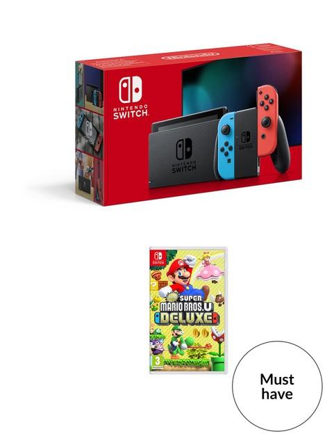 nintendo-switch-nintendo-switch-neon-console-with-new-super-mario-bros-u-deluxe