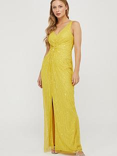 monsoon-kate-linear-embellished-maxi-dress-yellow