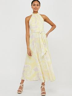 monsoon-tori-tie-dye-sustainable-dress-yellow