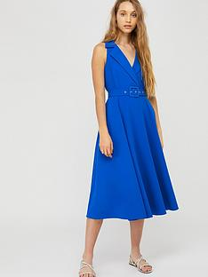 monsoon-isla-structured-midi-dress-blue