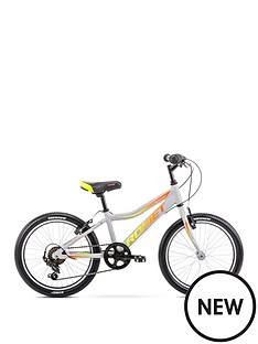romet-romet-rambler-20-inch-boys-alloy-mtb-rigid-grey