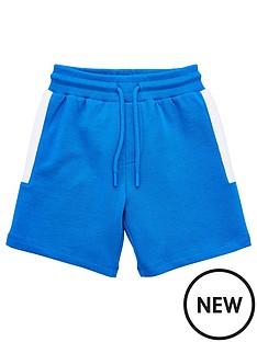 v-by-very-boys-panel-jog-short-blue