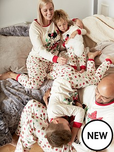 minnie-mouse-girls-minnie-mouse-little-angel-christmas-family-pj
