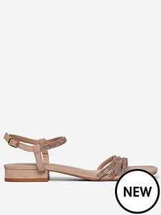 dorothy-perkins-wide-fit-soo-jewled-sandalsnbsp--nude