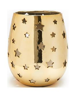 gold-star-cut-out-hurricane-candle-holder