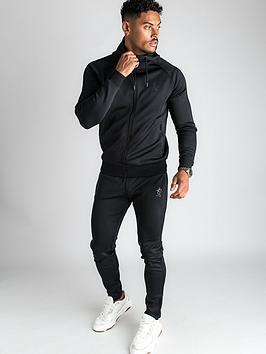 gym-king-basis-poly-full-zipnbsptracksuit-hoodie-black