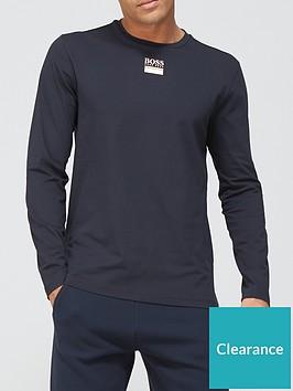 boss-togn-2-centre-logo-long-sleeve-t-shirt-dark-blue