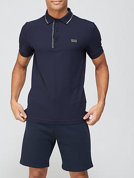 boss-paule-4-contrast-collar-polo-shirt-dark-blue