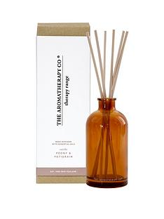 the-aromatherapy-co-therapy-range-ndash-soothe-petigrain-and-peony-reed-diffuser