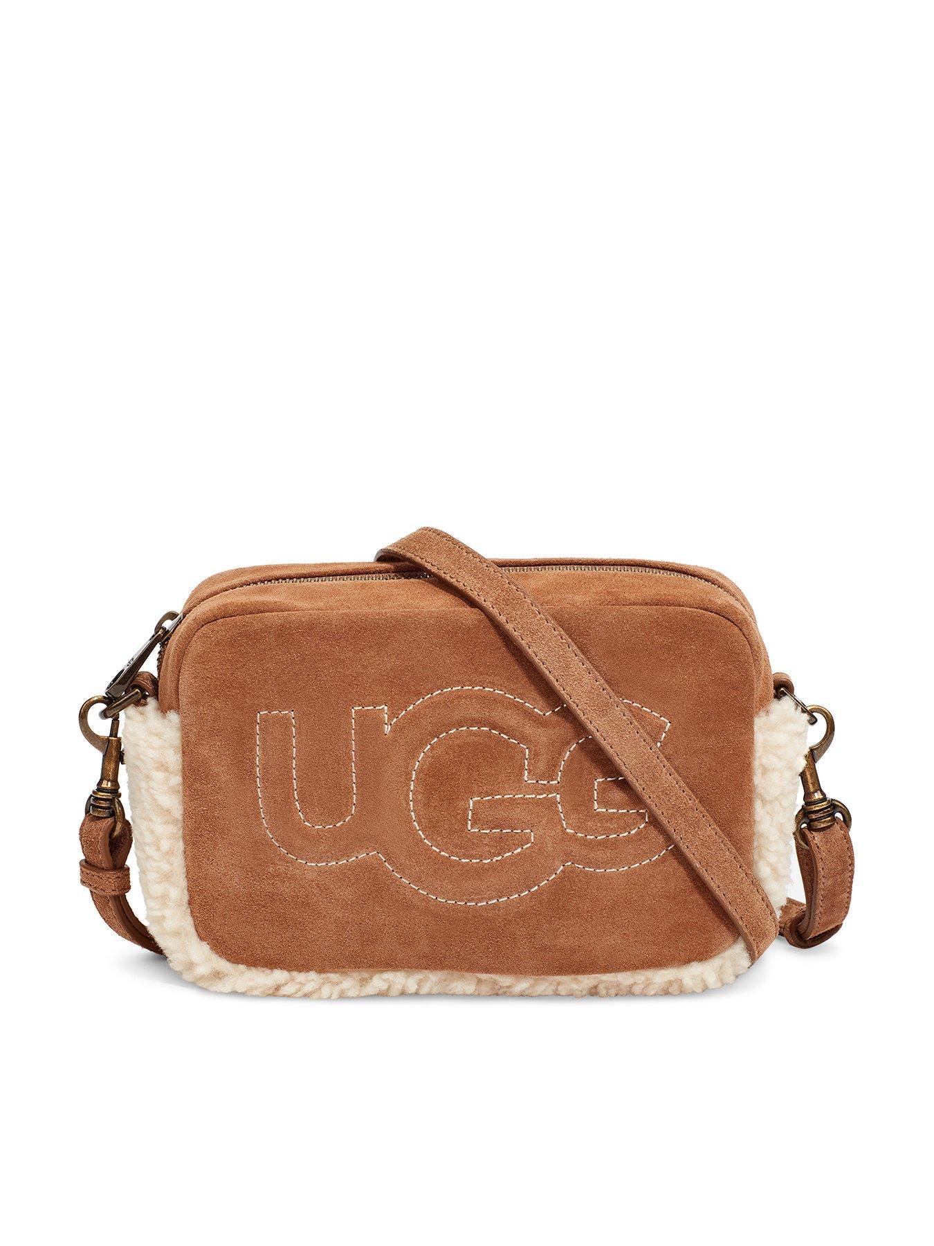 UGG Janey II Crossbody Bag - Chestnut