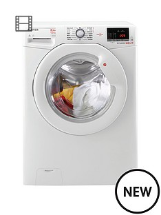 hoover-wdxoc485a-8kg-wash-5kg-dry-1400-spin-washer-dryer-white