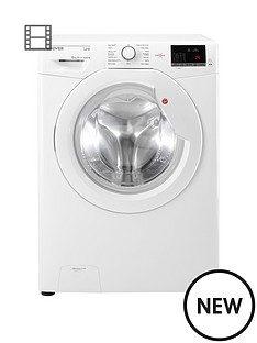 hoover-dhl14102d3-10kg-load-1400-spin-washing-machine-white