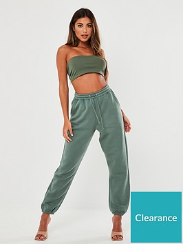 missguided-missguided-oversized-90s-joggers-green