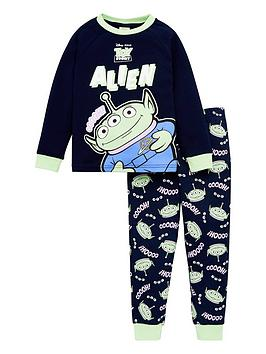 toy-story-boysnbspholographic-alien-pyjamas-black