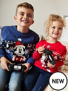 minnie-mouse-girls-minnie-mouse-festive-sweatshirt