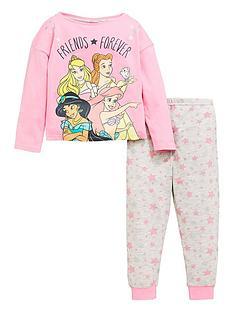 disney-princess-girls-disney-princessnbspfriends-forever-pjs-pink
