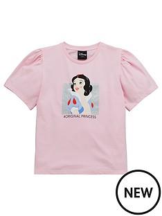 disney-princess-girls-disney-snow-white-sequin-t-shirt-with-puff-sleeve-pink