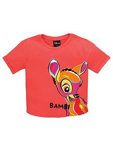 bambi-girls-disney-bambi-t-shirt-red