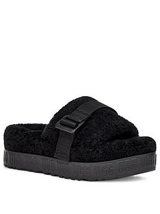 ugg-fluffita-slipper-black