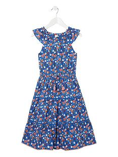 fatface-girls-ruby-bee-print-maxi-dress-cobalt