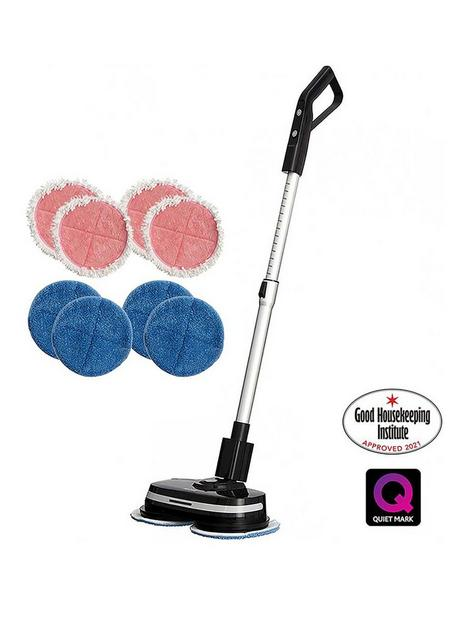 aircraft-powerglide-cordless-hard-floor-cleaner-with-extra-pads