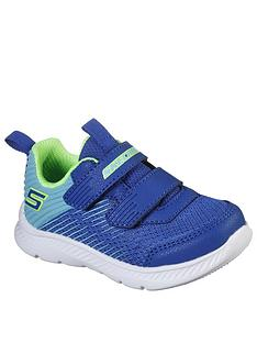 skechers-toddler-boys-comfy-flex-20-micro-rush-trainers-blue