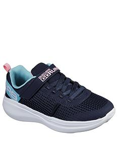 skechers-girls-go-run-fast-viva-valor-trainers-navy