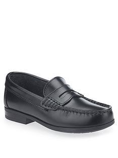 start-rite-girls-penny-2-loafer-school-shoes-black