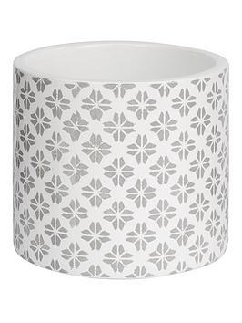 geo-tile-print-ceramic-planter