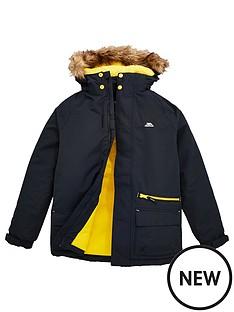 trespass-upbeat-padded-fleece-lined-jacket-black