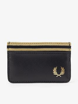fred-perry-flat-knit-tipped-card-holder