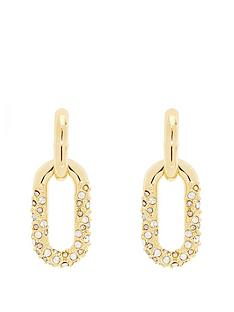 all-we-are-orion-star-pave-chain-earring