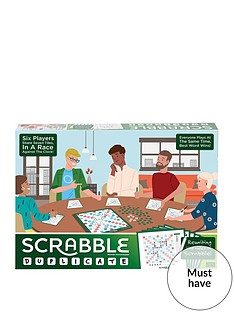 mattel-scrabblenbspduplicate-board-game