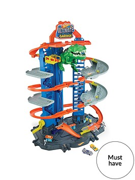 hot-wheels-hot-wheels-city-robo-t-rex-ultimate-garage-with-2-cars