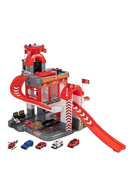 teamsterz-fire-rescue-centre