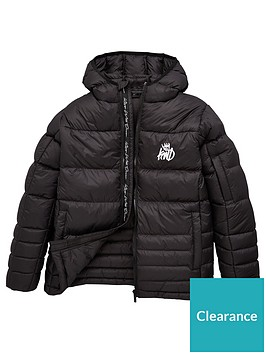 kings-will-dream-boys-bowden-padded-jacket-black