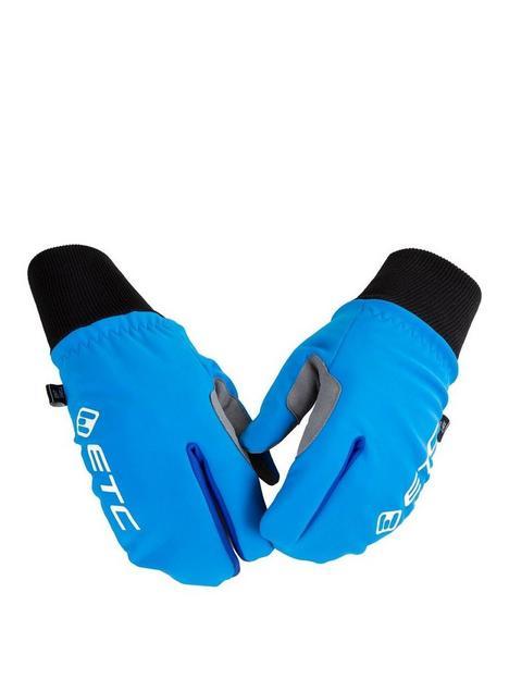 cycling-junior-winter-mittens-blue
