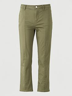 v-by-very-high-waist-sateen-cropped-jean-khaki
