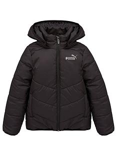 puma-essentials-padded-hooded-jacket-black