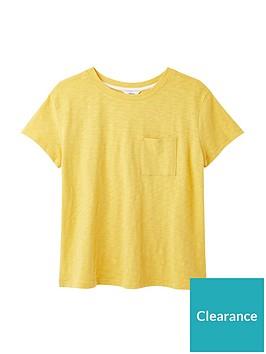 joules-sofi-pocket-t-shirt-yellow