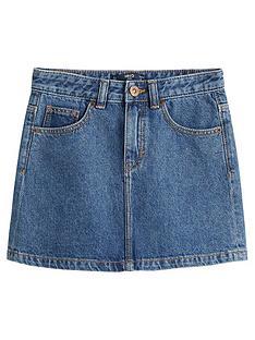 mango-girls-denim-skirt-mid-blue