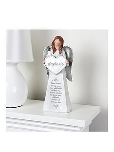 prod1089673768: Personalised Memorial Angel Figurine