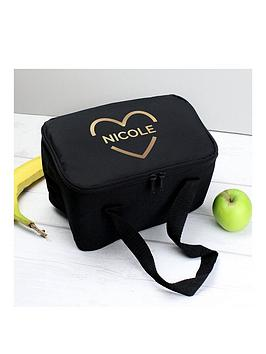 the-personalised-memento-company-personalised-gold-heart-lunch-bag